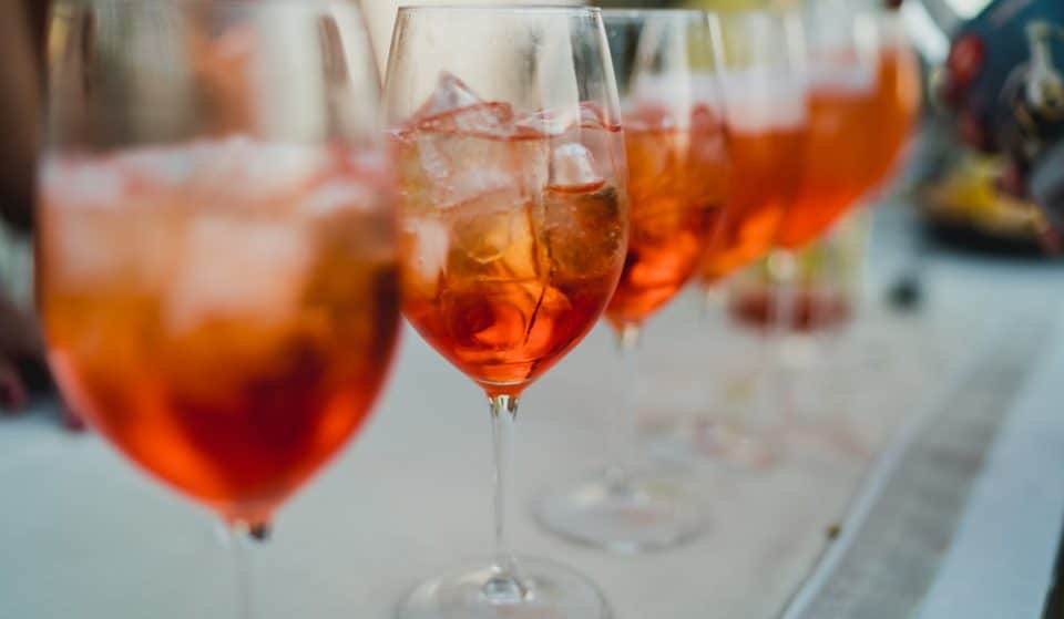 Aint No Party Like An Aperol Spritz Party Because An Aperol Spritz Party Takes Over The Whole Damn Street